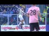 Палермо - Ювентус 0-1 / Лихтштайнер 50' / Чемпионат Италии - Тур 16